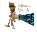 mintz's words original logo